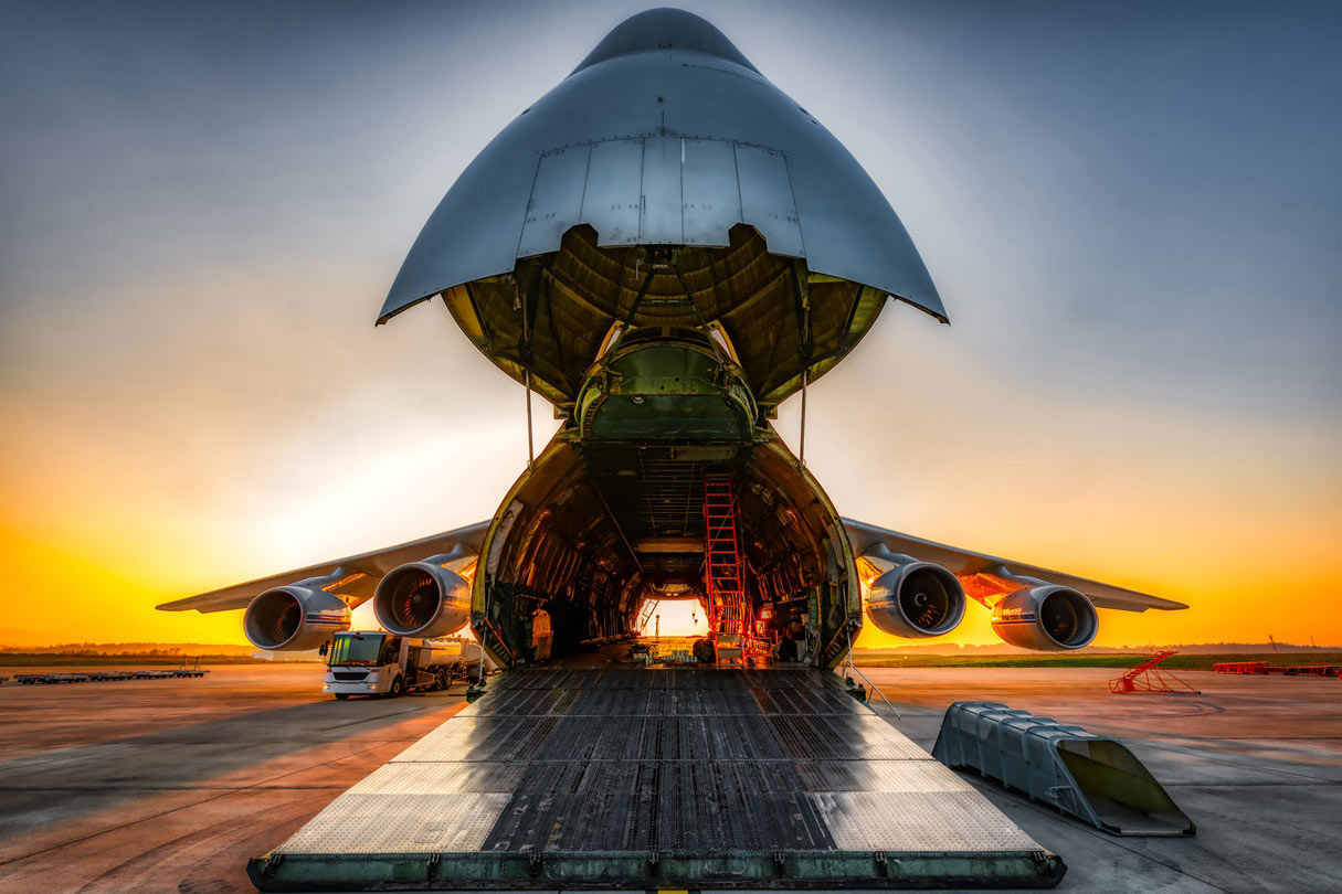 Air Cargo Security | Air Secure Cargo | Air Freight | Edmonton AB | Fast Lane Transport